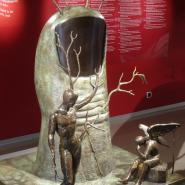 Выставка «Скульптуры Сальвадора Дали» фотографии