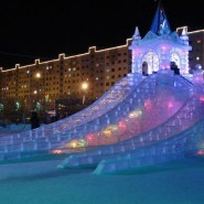 Парк ледовых скульптур «Ледяная Сказка» фотографии