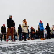Акция «Небо над Ленинградом 2.0» фотографии