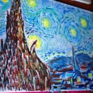 Арт-дегустация «Звездная ночь» фотографии