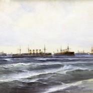 Выставка «Портрет корабля» фотографии