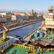 Фестиваль ледоколов в Санкт-Петербурге 2019 фотографии