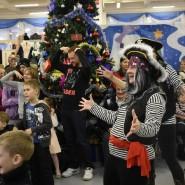 Рождественская ярмарка в КВЦ «ЕВРАЗИЯ» с театрализованным представлением для детей фотографии