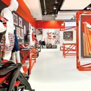 Выставка «Мода — народу! От конструктивизма к дизайну» фотографии