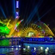 «Фестиваль света» в Санкт-Петербурге осень 2016 фотографии