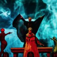 Мюзикл «Демон Онегина» фотографии