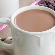 Зимний фестиваль кофе и какао фотографии