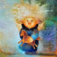 Выставка «Солнечные ангелы» фотографии