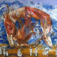 Выставка «Созвездие Слона» фотографии