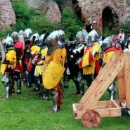 Военно-исторический фестиваль «Рыцарский Замок» 2016 фотографии