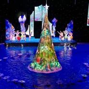 Новогоднее шоу на воде «Рецепт Волшебства» фотографии