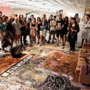 Выставочный проект «Части Стен» фотографии