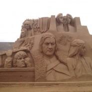 «Фестиваль песчаных скульптур» 2016 фотографии