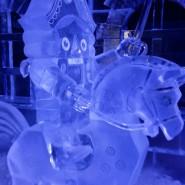 Фестиваль ледовых скульптур «Ice Fantasy — 2018» фотографии