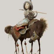 Выставка «''Ульгер'': авторские куклы семьи Намдаковых» фотографии