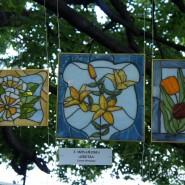 Выставка «Стекло и керамика в пейзаже» фотографии