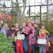 Программа для детей и взрослых в Ботаническом саду фотографии