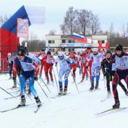 Всероссийская массовая лыжная гонка «Лыжня России — 2018» фотографии