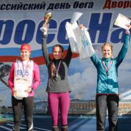 Всероссийский день бега «Кросс Нации-2017» фотографии
