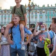 Социальная акция «Гостеприимный Петербург» 2021 фотографии