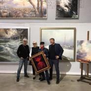 Выставка «QUADRI BRUTTI» фотографии