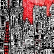 Выставка графики Марии Сусаренко фотографии