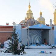 Рождественские празднования в Петропавловской крепости 2017 фотографии