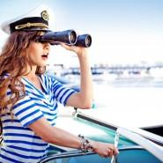 Праздник  «Морская душа — День рождения российской тельняшки» фотографии