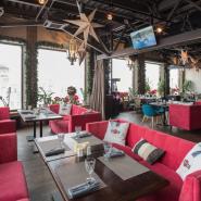 Весна в панорамном ресторане «Паруса на крыше» фотографии