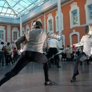 Дни фехтовальной культуры в Санкт-Петербурге 2017 фотографии