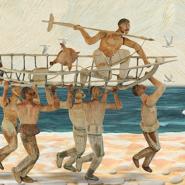 Выставка «Мифы и вещи: искусство древних эскимосов Эквена» фотографии