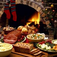 Зимний фестиваль «О, да! Еда! Встречает Новый год!» фотографии