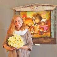Выставка «Ангелы и волшебный лес» фотографии