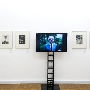 Выставка «Николай Гнисюк. Посещение» фотографии
