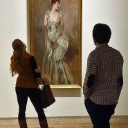 Выставка «Джованни Больдини. Художник Belle Epoque» фотографии