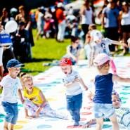 Фестиваль для детей и их родителей  «Metro Family Day» 2017 фотографии