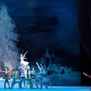 Балет «Щелкунчик» на большом экране в Новой Голландии фотографии