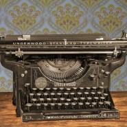 Выставка «Под звуки пишущей машинки» фотографии