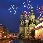 Новый год в Санкт-Петербурге 2017 фотографии