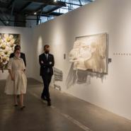 Выставка «Энди Уорхол ирусское искусство» фотографии