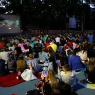 Кино под открытым небом 2016 фотографии