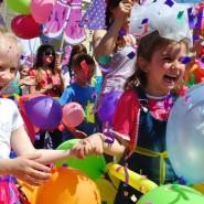 Детский праздник «Город мастеров» 2017 фотографии