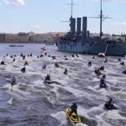 Фестиваль в честь Всемирного дня туризма в Санкт-Петербурге 2021 фотографии
