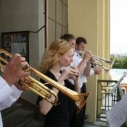 Фестиваль «Воскресные мелодии трубы» фотографии