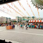 Фестиваль «Славянская ярмарка-2021» фотографии