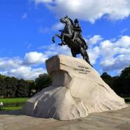 Памятник Петру I «Медный Всадник» фотографии