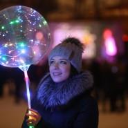 Фестиваль волшебных шаров в парке Сказок фотографии
