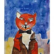 День «Эрмитажного кота» фотографии