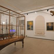 Выставка  «Морская симфония Ивана Айвазовского» фотографии
