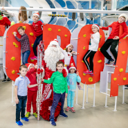 Детский Новогодний квест «Гринч — похититель Рождества» фотографии
